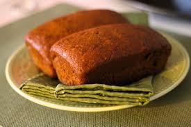 Starbucks Pumpkin Loaf Ingredients by Spiced Pumpkin Bread U2013 Flour And Fancy