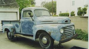 100 History Of Trucks 1950 F3 Hauls A Lot Of Ford