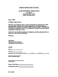 Verification Letter Template Edit Fill,Create and Print