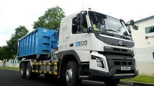 100 National Lift Truck Service ECO Special Waste Management Pte Ltd