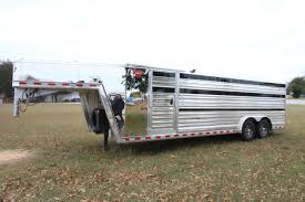 2019 Hart LoPro Expo 24′ GN Club Calf #K047 – Stephenville Trailers