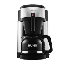 Amazon BUNN NHS Velocity Brew 10 Cup Home Coffee Brewer Drip Coffeemakers Kitchen Dining