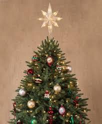 Bethlehem Lights Christmas Trees by Bethlehem Star Tree Topper Tree Classics