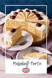 malakoff torte rezept kuchen und torten kuchen und