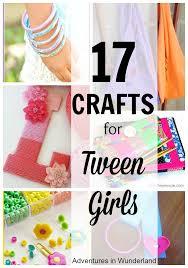 Fun Easy Crafts For Tweens