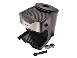 MR COFFEE ECMP50 RB Pump Espresso Maker