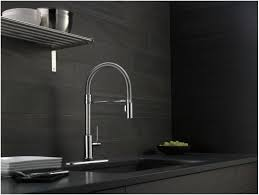 Delta Trinsic Kitchen Faucet by Faucet Com 9659t Ar Dst In Arctic Stainless By Delta