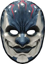 Payday 2 Halloween Masks by Payday 2 Sydney Character Pack Overkill Software