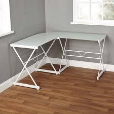 Altra Chadwick Corner Desk Black by Best Glass L Shaped Computer Desks For Home Use U2022 Deskhive