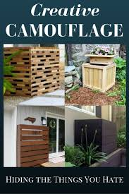 Decorative Outdoor Well Pump Covers by Best 25 Septic Tank Design Ideas On Pinterest Septic Tank