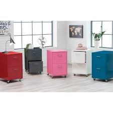 Poppin White File Cabinet by White Metal 2 Drawer File Cabinet Best Home Furniture Design