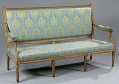 canape louis xvi louis xv sofa canape with aubusson tapestry c