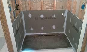 waterproofing shower tile purchase shower wall panels waterproof