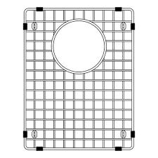 blanco sink grid befon for