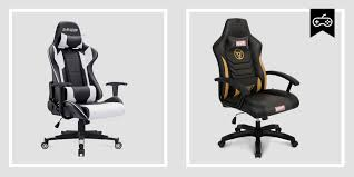 The 10 Best Gaming Chairs To Keep You From Slouching On The ... Noblechairs Icon Gaming Chair Black Merax Office Pu Leather Racing Executive Swivel Mesh Computer Adjustable Height Rotating Lift Folding Best 2019 Comfortable Chairs For Pc And The For Your Money Big Tall Game Dont Buy Before Reading This By Workwell Pc Selling Chairpc Chaircomputer Product On Alibacom 7 Men Ultra Large Seats Under 200 Ultimate 10 In Rivipedia Top