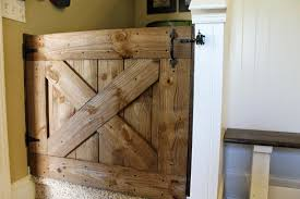 Sliding Barn Door Gate | Barn And Patio Doors Baby Gate With A Rustic Flair Weeds Barn Door Babydog Simplykierstecom Diy Pet Itructions Wooden Gates Sliding Doors Ideas Asusparapc The Sunset Lane Barn Door Baby Gate Reclaimed Woodbarn Rockin The Dots How To Make 25 Diy 1000 About Ba Stairs On Pinterest Stair Image Result For House