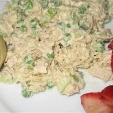recettes de salades de pâtes au thon recettes allrecipes québec
