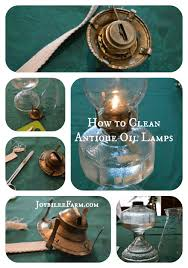 Lamplight Farms Oil Lamp Wicks by How To Clean Antique Oil Lamps Joybilee Farm