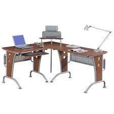 L Shaped Computer Desk by Amazon Com Vip Suite Ergonomic Corner L Shaped Computer Desk
