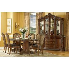 Seven Piece Dining Room Set by Stylish Retro Dining Room Design With Dining Room Set Feat White