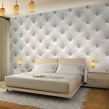 fototapete lederoptik vliestapete beige wohnzimmer schlafzimmer flur modern ebay