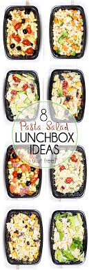 Back To School Pasta Salad Lunch Box Ideas That Are Nut Free And Great For