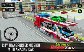 100 Free Tow Truck Games Car Transporter Euro Driving For Android APK