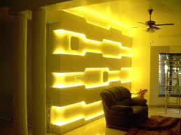wall panel lights post living room with led light bulbs the