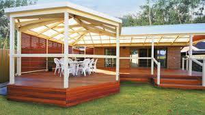 40 Wood Decking Outdoor Design Ideas 2017 - Creative Deck House ... Best 25 Rustic Outdoor Kitchens Ideas On Pinterest Patio Exciting Home Outdoor Design Ideas Photos Idea Home Design Add Value To The House Refresh Its Funny Pictures 87 And Room Deck With Wonderful Exterior Excerpt Outside 11 Swimming Pool Architectural Digest Houses Complete Your Dream Backyard Retreat Fire Pit And Designs For Yard Or Kitchen Peenmediacom Cape Codstyle Homes Hgtv
