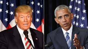 Trump vs the tape on Obama and the protester CNN Video