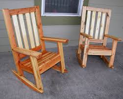 two u bild plans built porch rocking chairs by scooter mcclain