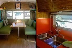 Vintage Travel Trailer Interior Design Www Inpedia Org