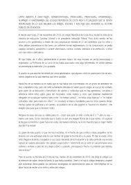 Carta De Opinion