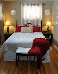 Smart Tips Decorate Small Bedrooms Bedroom Decorating Ideas And Even Smaller Budget Blissfully
