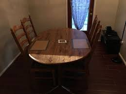 Dining Room Set With Four Chairs For Sale In Norfolk VA