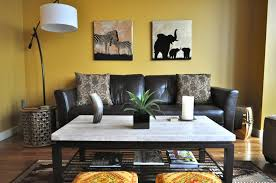 african themed living room with fireplace african themed living