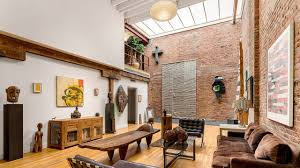 100 Lofts In Manhattan Ny Edward Albees Tribeca Loft In Lists For 75M