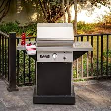 Deluxe Patio Bistro Gas Grill by Tec Patio Fr 26 Inch Freestanding Infrared Propane Gas Grill On