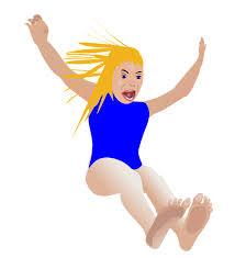 Girl Slide Swimming Pool Bath Europe Toboggan