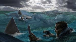 many men in the water history nuggets