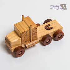 100 Wooden Truck Toy Prime Mover Grandpas Toys