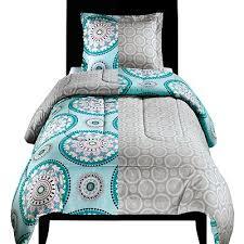 student lounge medallion 2 pc comforter set twin xl twin
