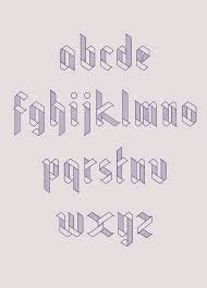 Simple Really Nice Typeface For A Personal Project By Julia Agisheva Lovely Clean