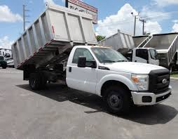 100 Used F350 Dump Truck For Sale 2011 D 12FT ALUM TRASH DUMP TRUCKNEW AD FAB DUMP