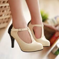 Thigh High Boots Baddie T Strap HeelsVintage