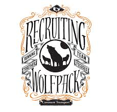 100 Wolfpack Trucking Covenant Nick Hughes Design Co