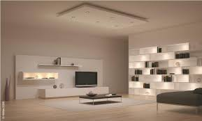 Image Of Modern Living Room Light Fixtures
