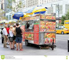 New York City Food Vendor Cart Editorial Image - Image Of Juice ... Food Trucks Laura B Weiss New York July 9 2015 Customer Places Order At Gary S Steaks New York Plates Roaming Hunger Truck Stock Photos Images Atlixco Mexican In Midtown Brooklyn Editorial Image Image Of Thai Tourism 56276020 Kosher Fresh Diet Express Invades Nyc With Its 35 Intertional Mobile Kitchen Trailer For Sale Googles Latest Free Lunch Option Is A Fleet 20 Fancy Food Trucks Street June 1 Famous Desi East Williamsburg