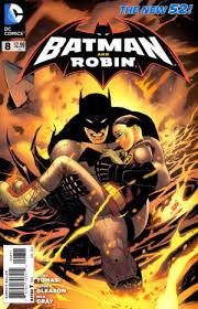 Batman And Robin Volume 2 1 40 0 231 4 Annual 3 2011 2015