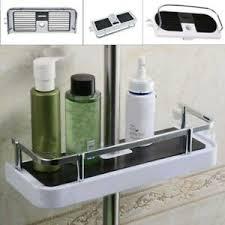 details zu duschablage badezimmer wandregal ablage dusche halterung wandmontage ohne bohren
